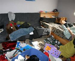 Puber wijzer ruim je kamer op - Decoreren van een volwassen kamer ...